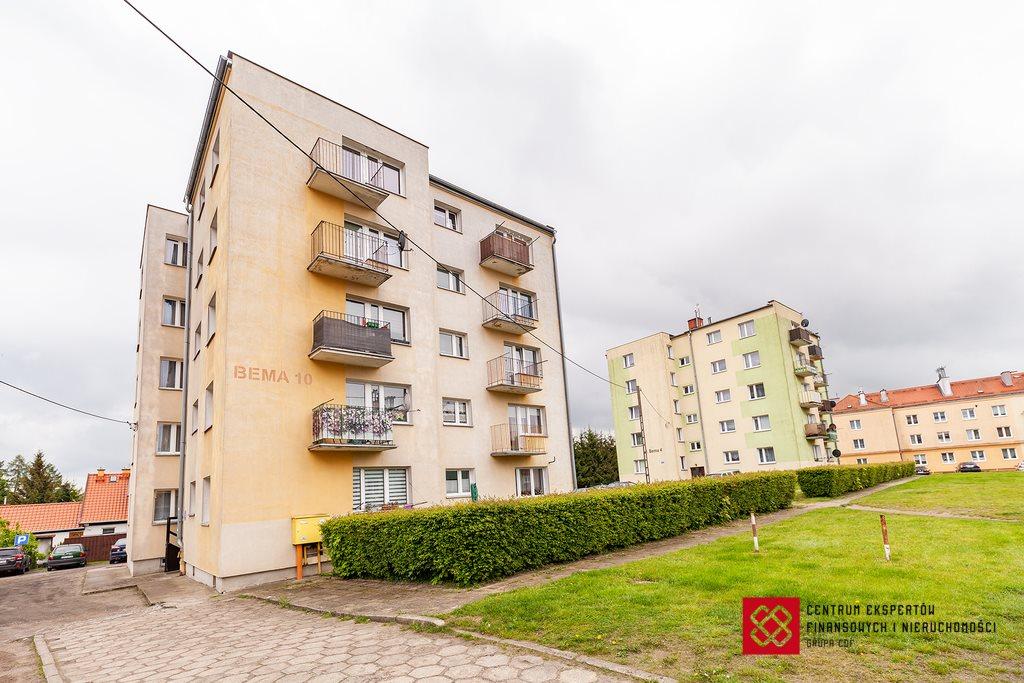 Mieszkanie dwupokojowe na sprzedaż Morąg, gen. Józefa Bema  39m2 Foto 6