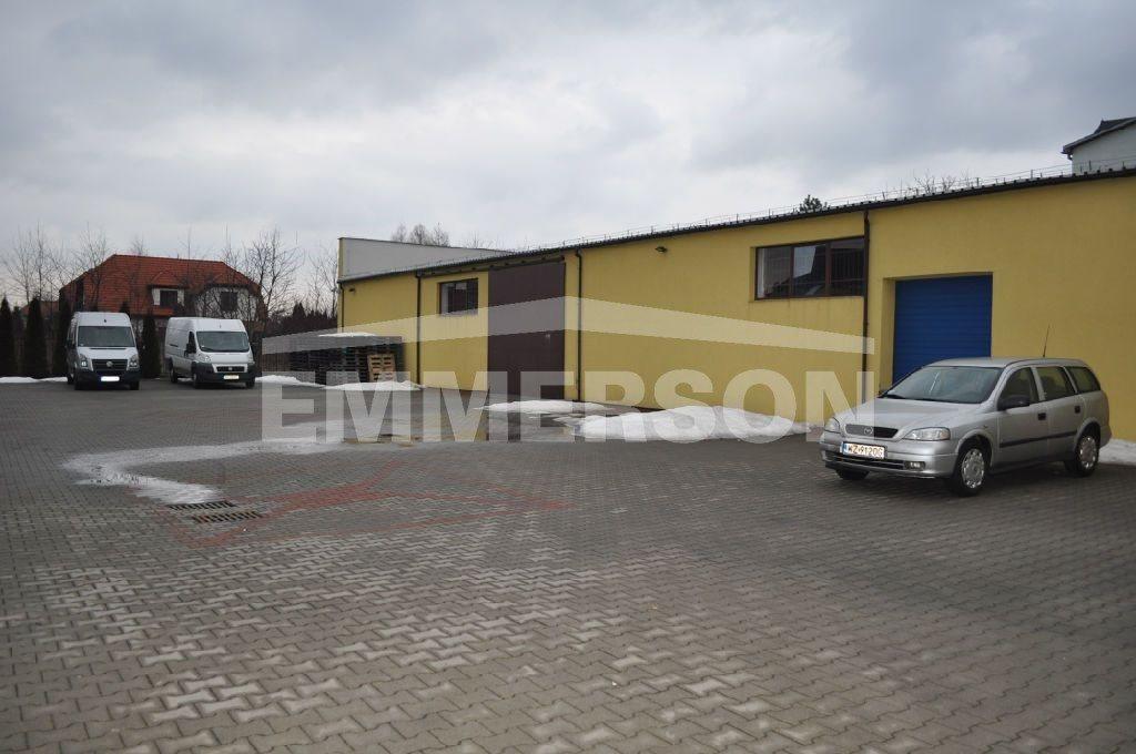 Lokal użytkowy na sprzedaż Stare Babice, Blizne Łaszczyńskiego  1500m2 Foto 3