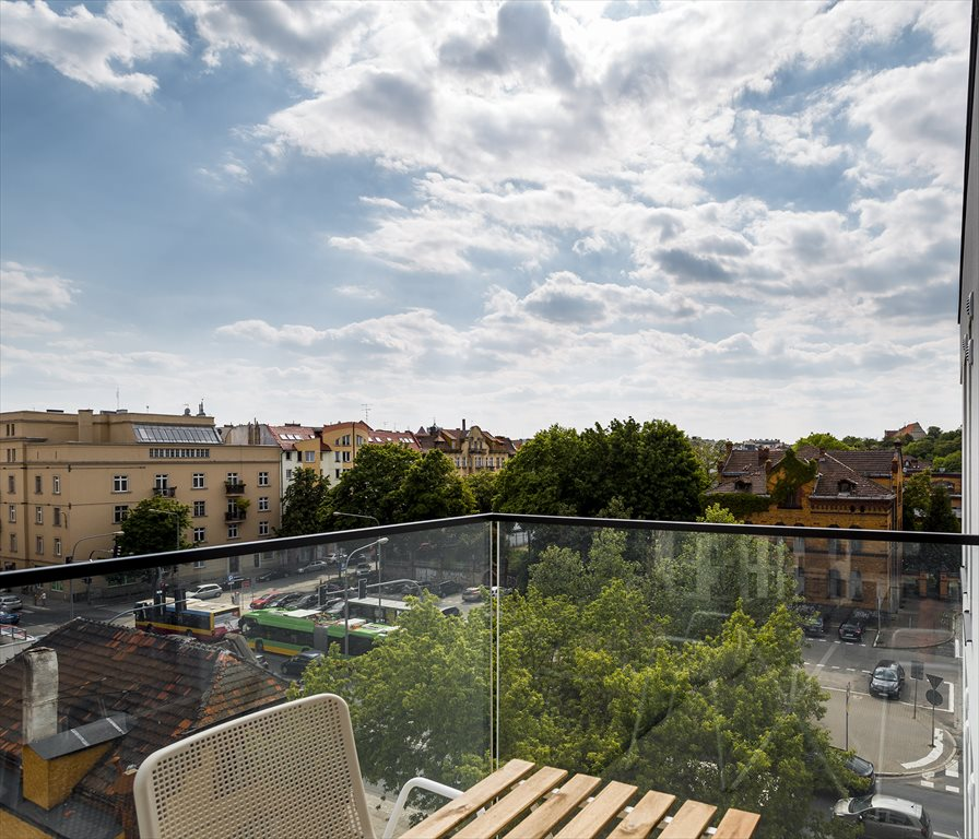 Mieszkanie dwupokojowe na wynajem Poznań, Stare Miasto, Garbary  45m2 Foto 10
