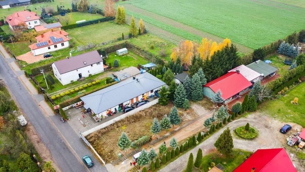 Działka budowlana na sprzedaż Rościnno  400m2 Foto 2