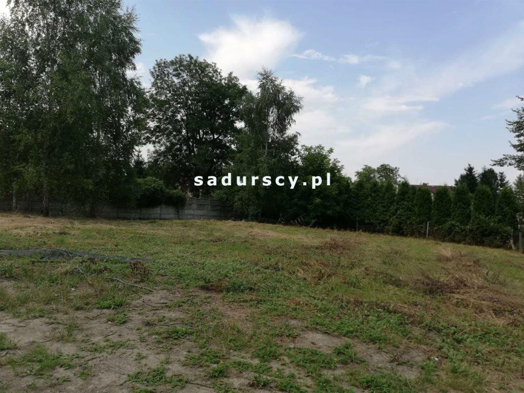 Działka budowlana na sprzedaż Kraków, Bieżanów-Prokocim, Bieżanów, Pod Pomnikiem  826m2 Foto 1