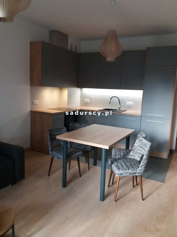 Mieszkanie trzypokojowe na wynajem Wieliczka, Centrum, Asnyka  57m2 Foto 1