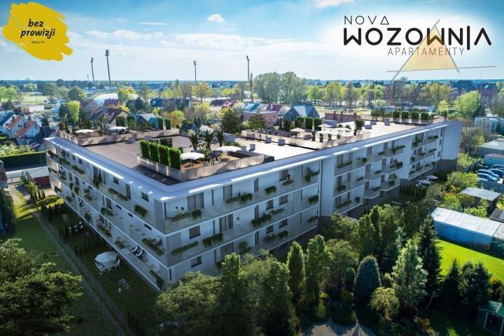 Mieszkanie dwupokojowe na sprzedaż Leszno, Sobieskiego  37m2 Foto 5