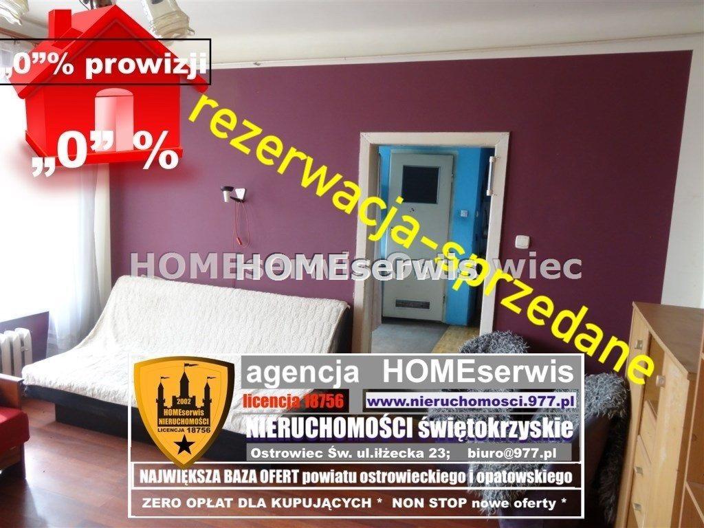 Mieszkanie dwupokojowe na sprzedaż Ostrowiec Świętokrzyski, Huta  54m2 Foto 1