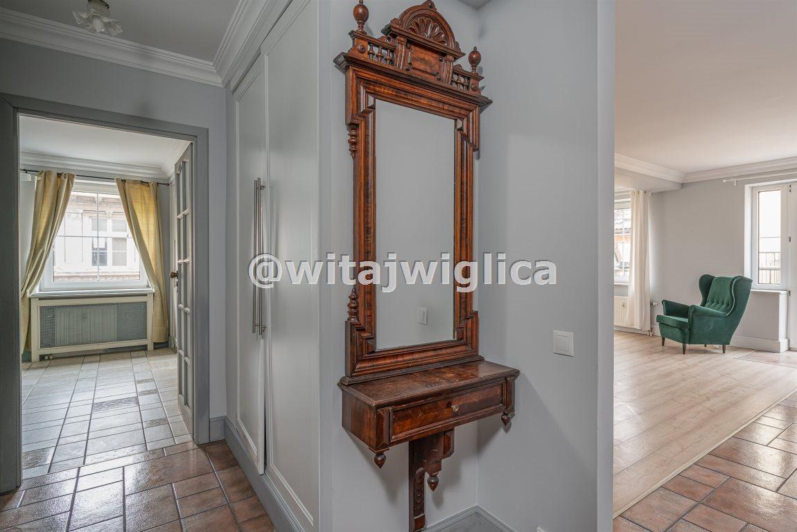 Mieszkanie dwupokojowe na wynajem Wrocław, Stare Miasto, Rynek, Kuźnicza  79m2 Foto 10