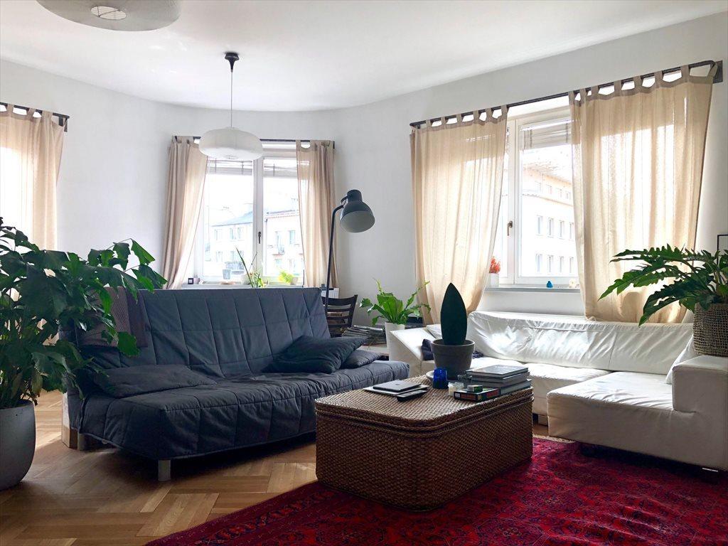Mieszkanie trzypokojowe na sprzedaż Warszawa, Mokotów, Górny Mokotów, Olszewska  94m2 Foto 1