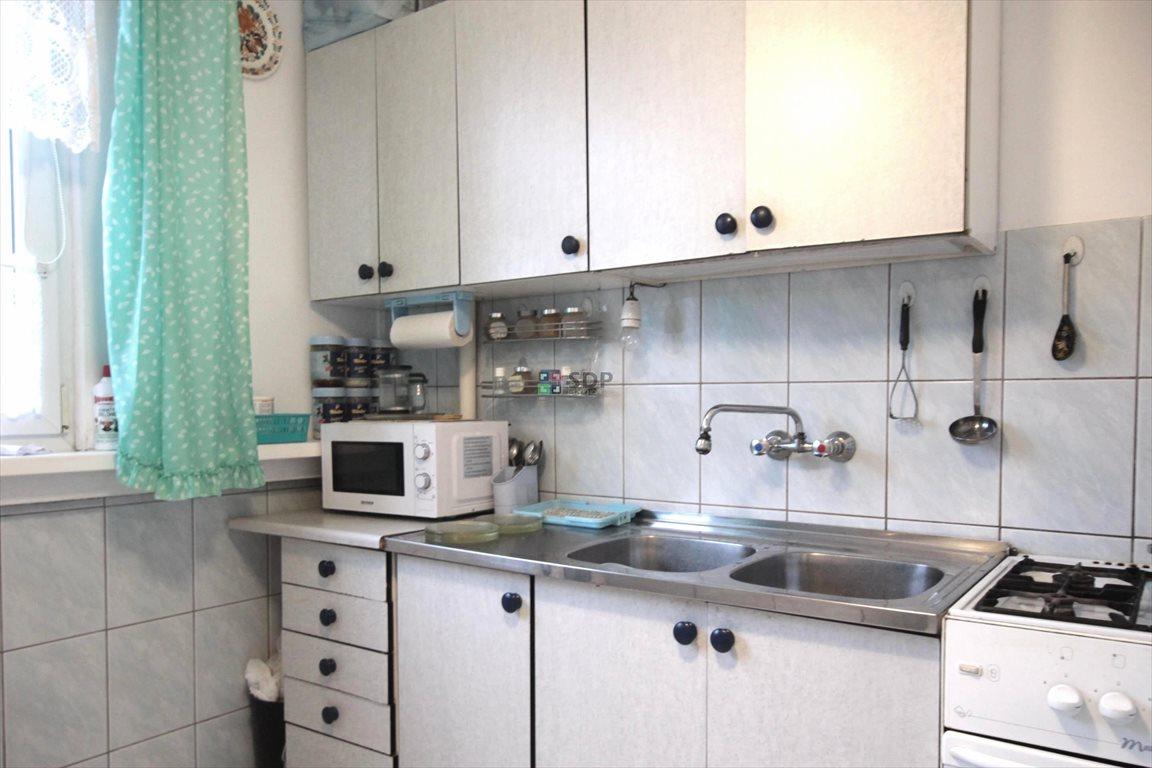 Mieszkanie trzypokojowe na sprzedaż Wrocław, Śródmieście, Biskupin, Gersona Wojciecha  47m2 Foto 6