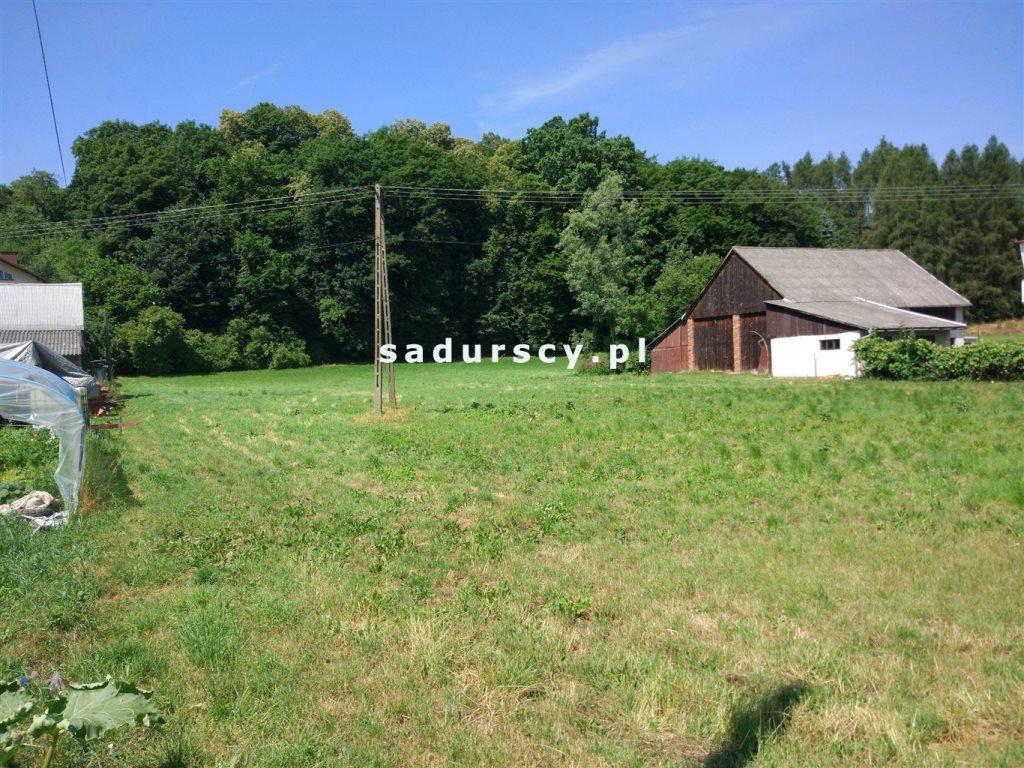 Działka budowlana na sprzedaż Giebułtów, Zarzecze  3761m2 Foto 8