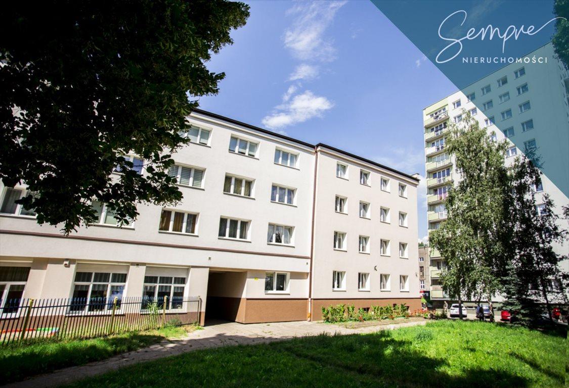 Mieszkanie dwupokojowe na sprzedaż Łódź, Bałuty, Hermana Konstadta  52m2 Foto 1