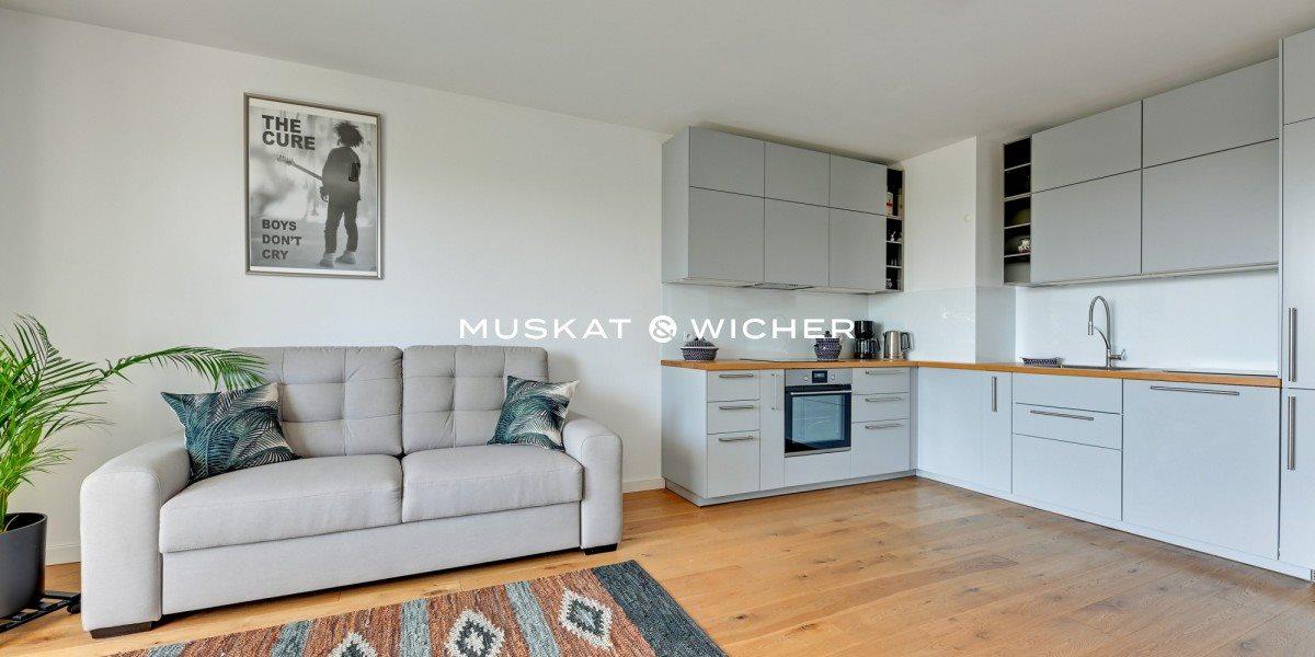 Mieszkanie trzypokojowe na sprzedaż Gdańsk, Morena, Magellana  58m2 Foto 1
