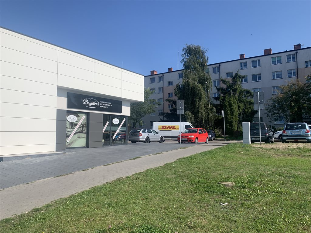 Lokal użytkowy na sprzedaż Chojnice, Obrońców Chojnic  40m2 Foto 5
