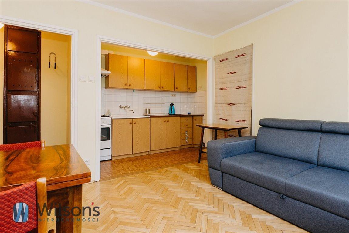 Mieszkanie dwupokojowe na sprzedaż Warszawa, Mokotów, Puławska  41m2 Foto 4