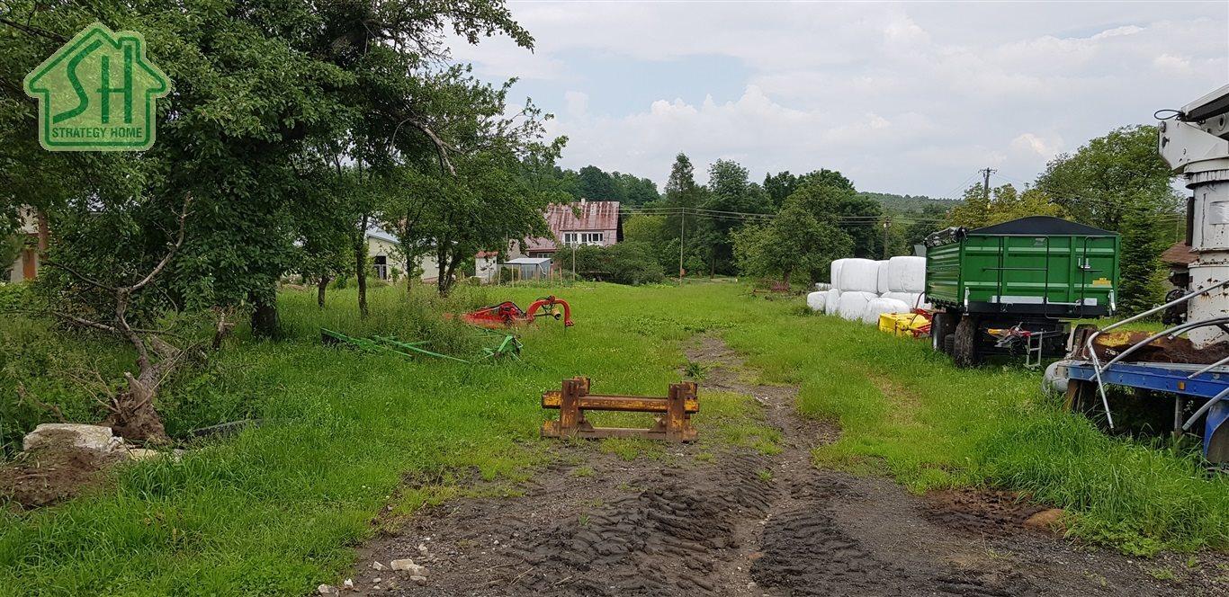Działka budowlana na sprzedaż Przemyśl, Grochowce  1200m2 Foto 1