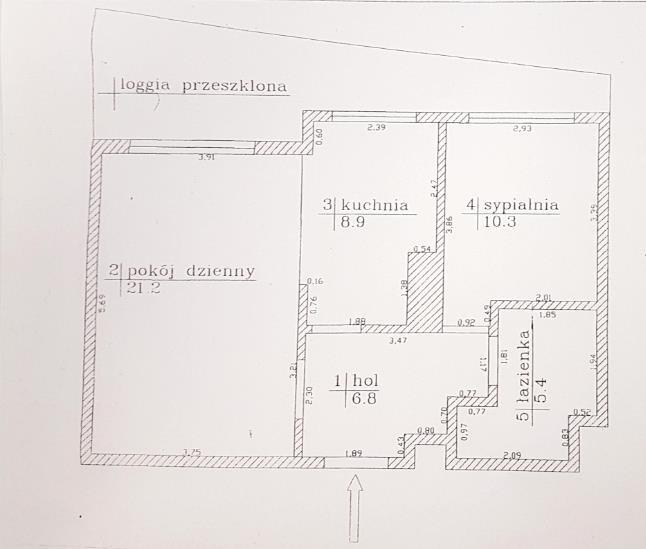 Mieszkanie dwupokojowe na sprzedaż Warszawa, Wola, Muranów, Okopowa  53m2 Foto 10