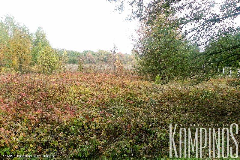 Działka budowlana na sprzedaż Szczytno, Kampinos, oferta 2405  1628m2 Foto 1