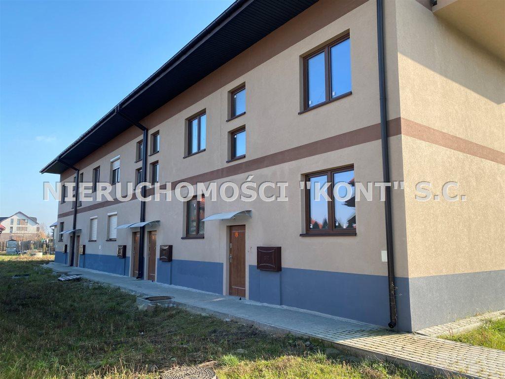 Mieszkanie czteropokojowe  na sprzedaż Kraków, Dębniki, Sidzina  91m2 Foto 1