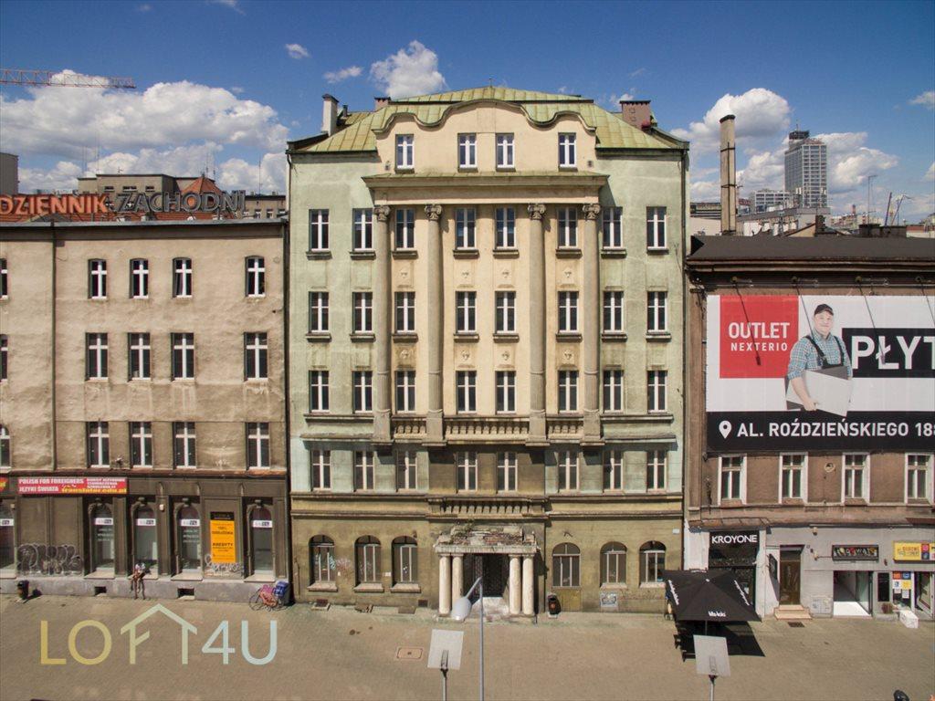 Dom na wynajem Katowice, Centrum, Dworcowa  1402m2 Foto 1