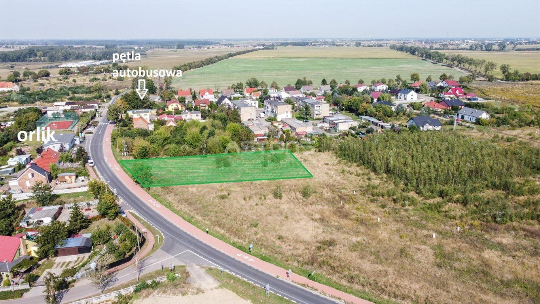 Działka budowlana na sprzedaż Jankowice, Wiśniowa  2100m2 Foto 4