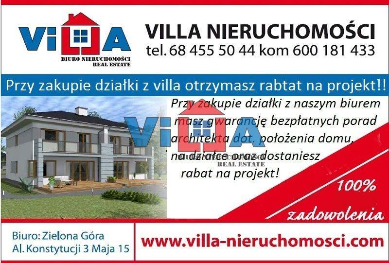 Działka budowlana na sprzedaż Sława  2686m2 Foto 4
