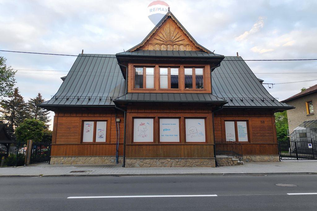 Lokal użytkowy na wynajem Nowy Targ  257m2 Foto 2