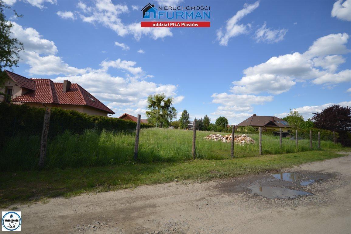 Działka budowlana na sprzedaż Trzcianka, Fałata  1159m2 Foto 7