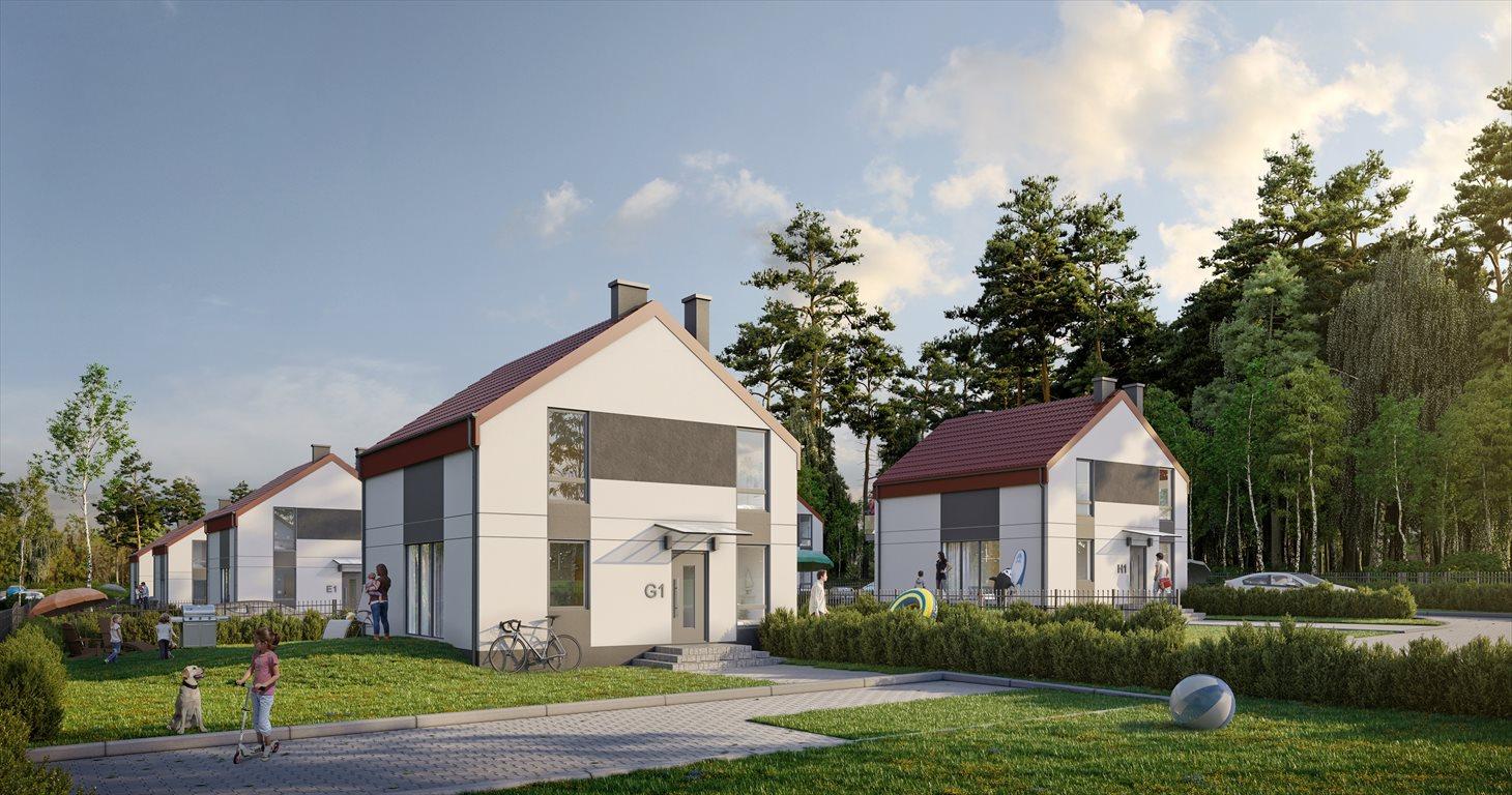 Mieszkanie trzypokojowe na sprzedaż Dębki, Mieszkanie Dom Apartament nad morzem, Południowa/Słoneczna  54m2 Foto 3