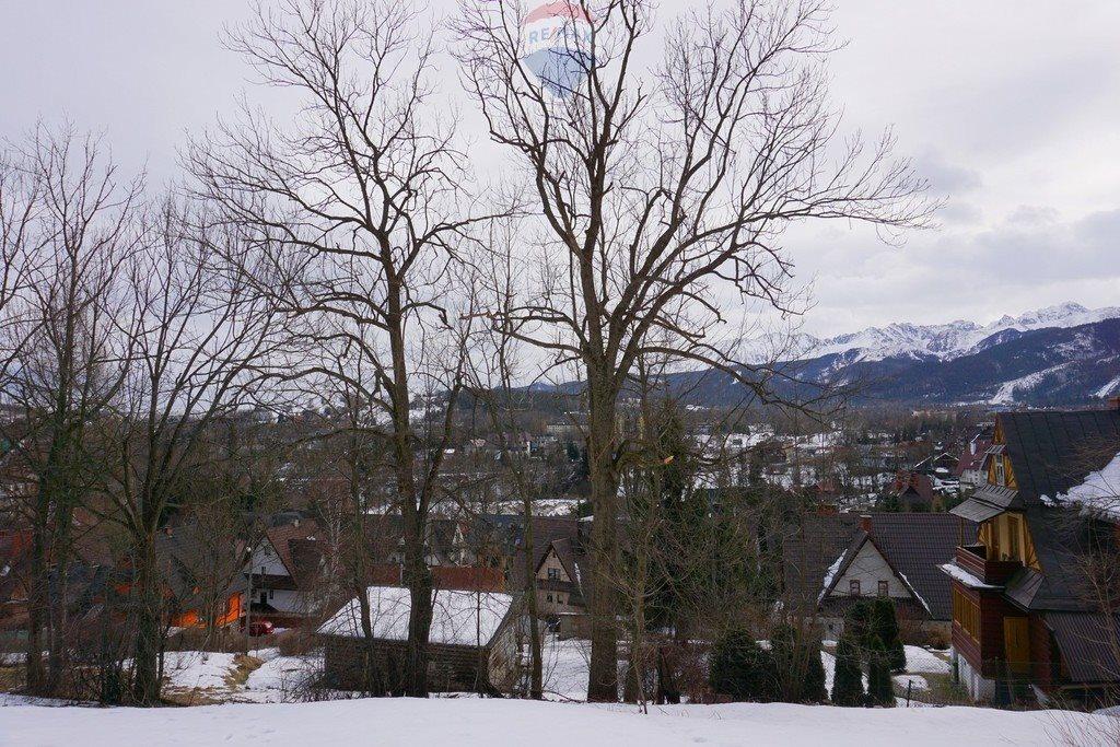Działka budowlana na sprzedaż Zakopane  1165m2 Foto 5
