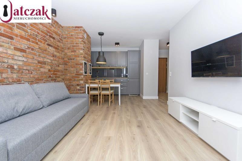 Mieszkanie dwupokojowe na wynajem Gdańsk, Przymorze, KWARTAŁ UNIWERSYTECKI, SZCZECIŃSKA  40m2 Foto 2