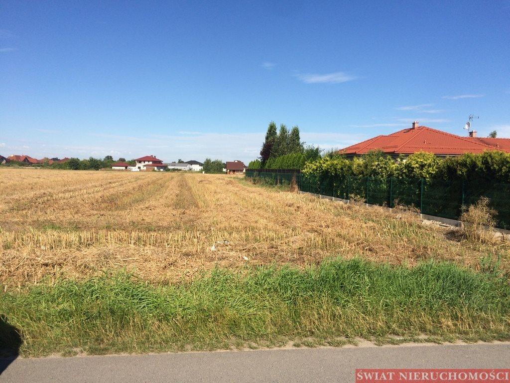 Działka siedliskowa na sprzedaż Żerniki Wrocławskie  600m2 Foto 1