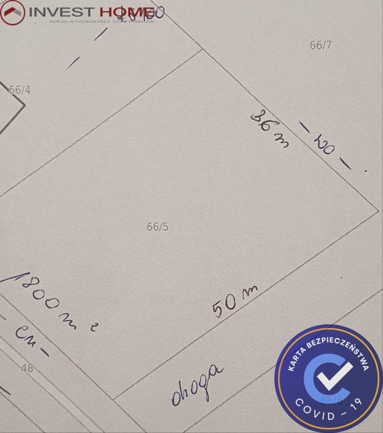 Działka inna na sprzedaż Bieganowo  1800m2 Foto 1