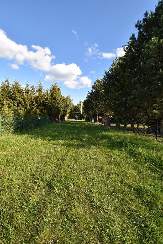 Działka rekreacyjna na sprzedaż Ostrowsko  982m2 Foto 1
