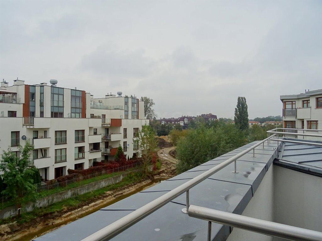 Mieszkanie trzypokojowe na wynajem Warszawa, Wilanów, Sarmacka  109m2 Foto 13
