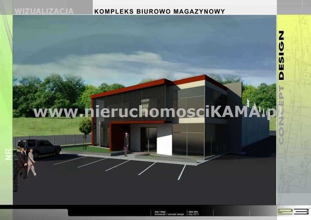 Działka inna na sprzedaż Bielsko-Biała, Komorowice Śląskie  5362m2 Foto 1