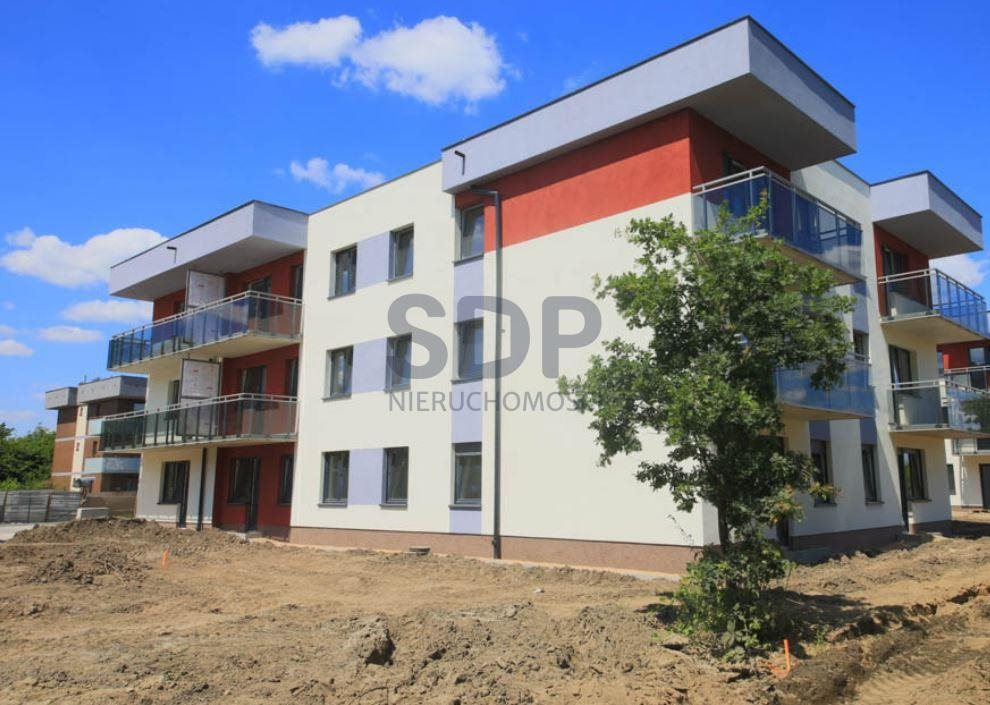 Mieszkanie trzypokojowe na sprzedaż Wrocław, Psie Pole, Wojnów, Perkusyjna  62m2 Foto 4