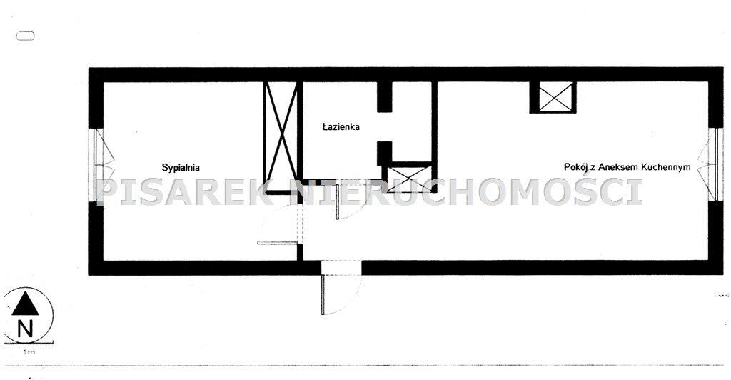 Mieszkanie dwupokojowe na sprzedaż Warszawa, Śródmieście, Muranów, Andersa  46m2 Foto 9