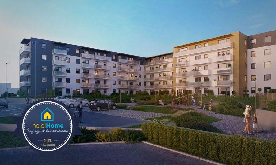Mieszkanie dwupokojowe na sprzedaż Leszno, Antoniny  48m2 Foto 9