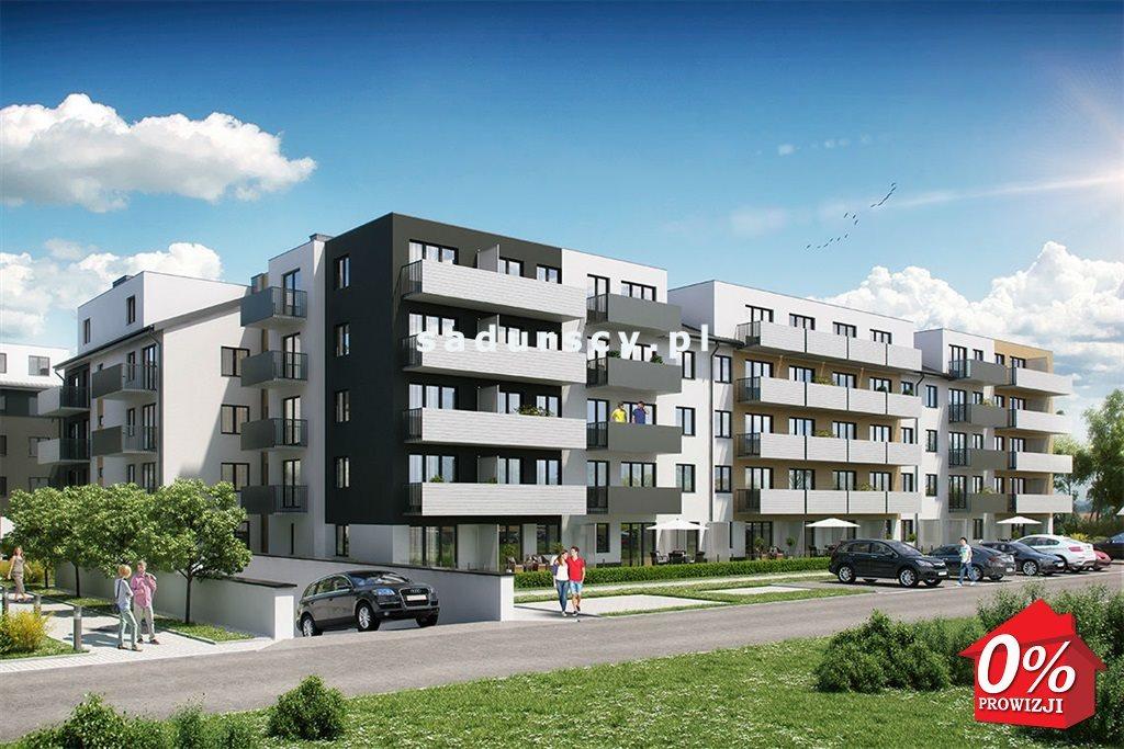 Mieszkanie trzypokojowe na sprzedaż Kraków, Bieżanów-Prokocim, Osiedle Złocień, Osiedle Złocień  51m2 Foto 2