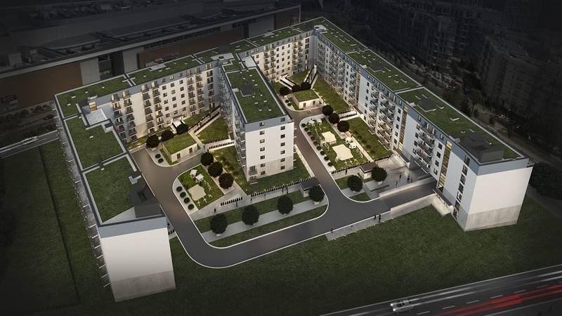 Mieszkanie dwupokojowe na sprzedaż Poznań, Katowicka  33m2 Foto 1