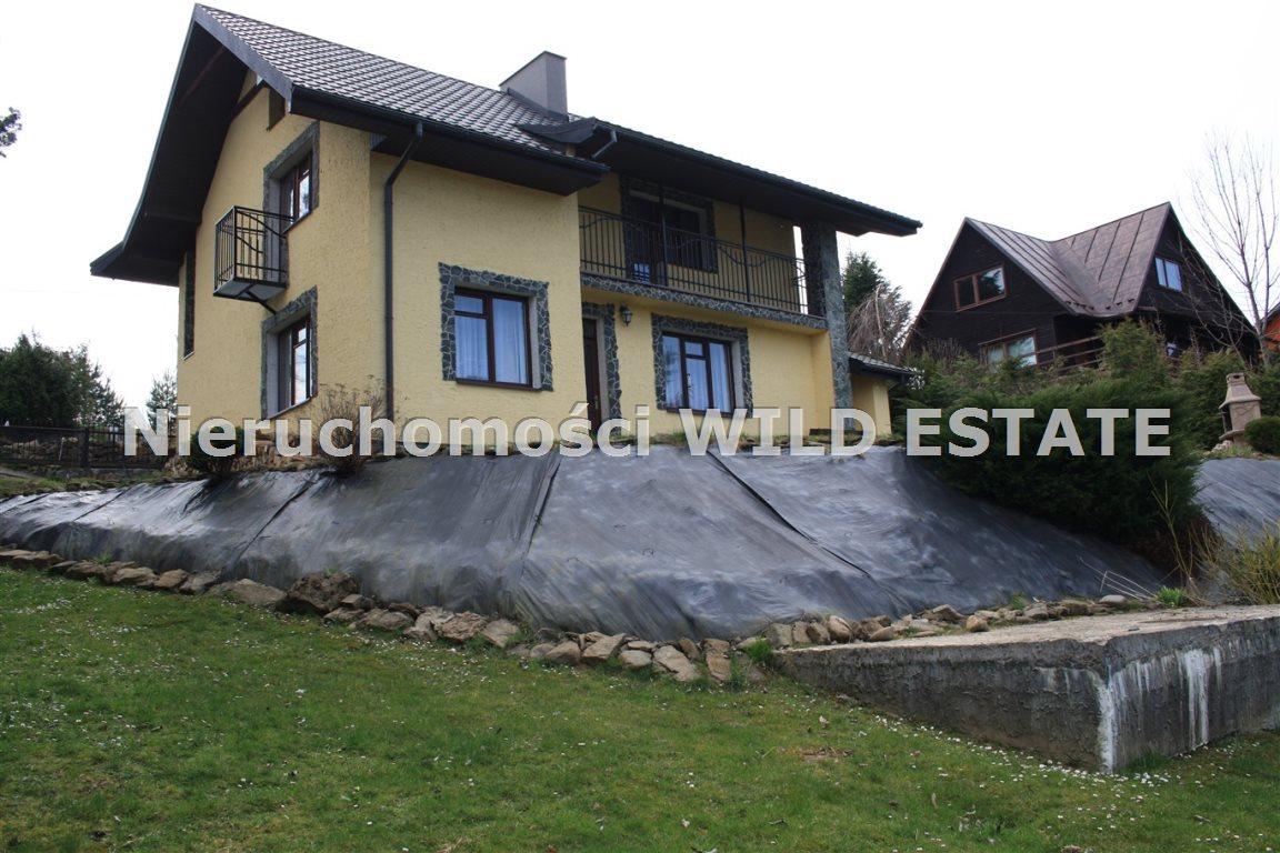 Dom na sprzedaż Solina, Wołkowyja  115m2 Foto 2
