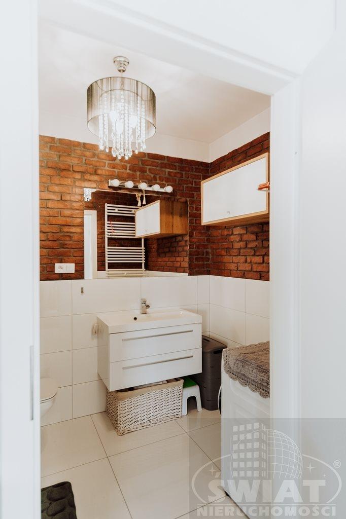 Mieszkanie trzypokojowe na sprzedaż Warzymice  46m2 Foto 13
