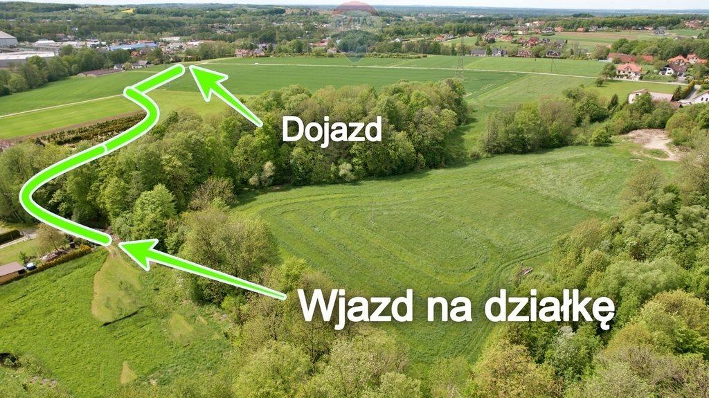 Działka rolna na sprzedaż Mazańcowice  14396m2 Foto 5