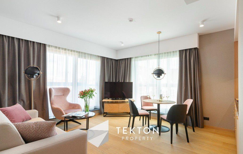 Mieszkanie dwupokojowe na wynajem Gdańsk, Śródmieście, Chmielna  45m2 Foto 5