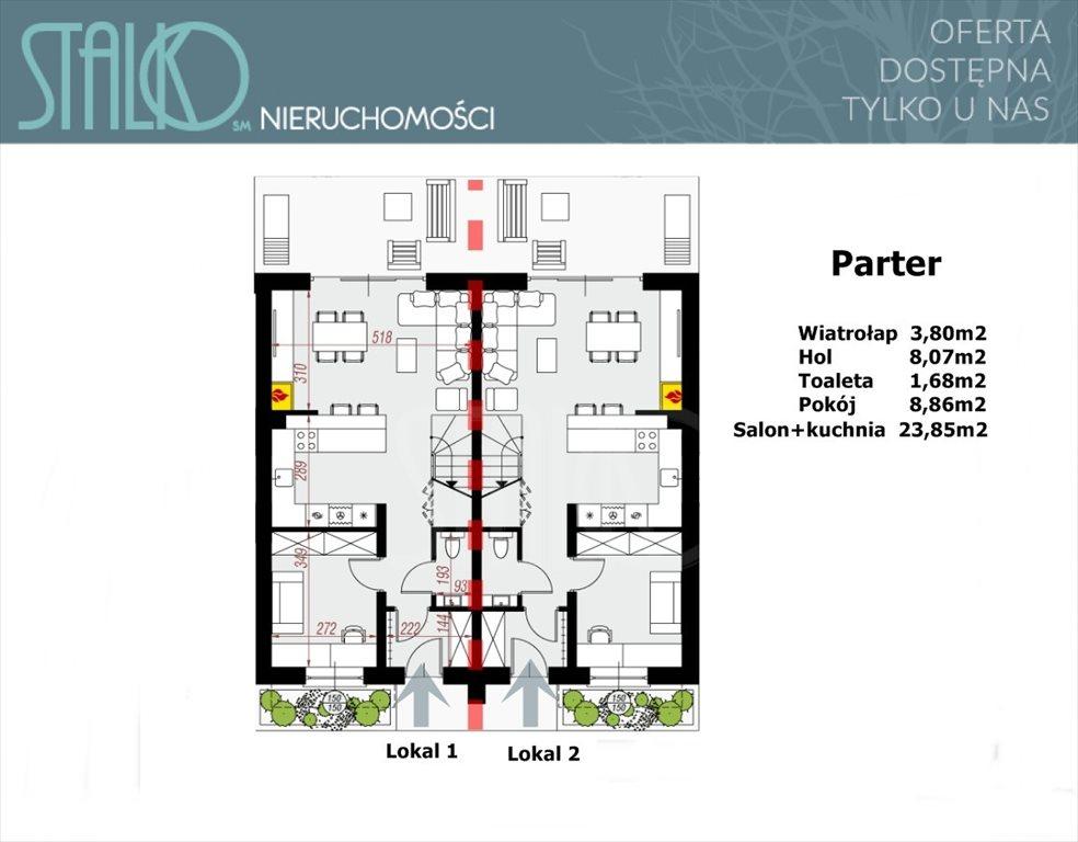 Dom na sprzedaż Suchy Dwór, informacja w biurze  93m2 Foto 4