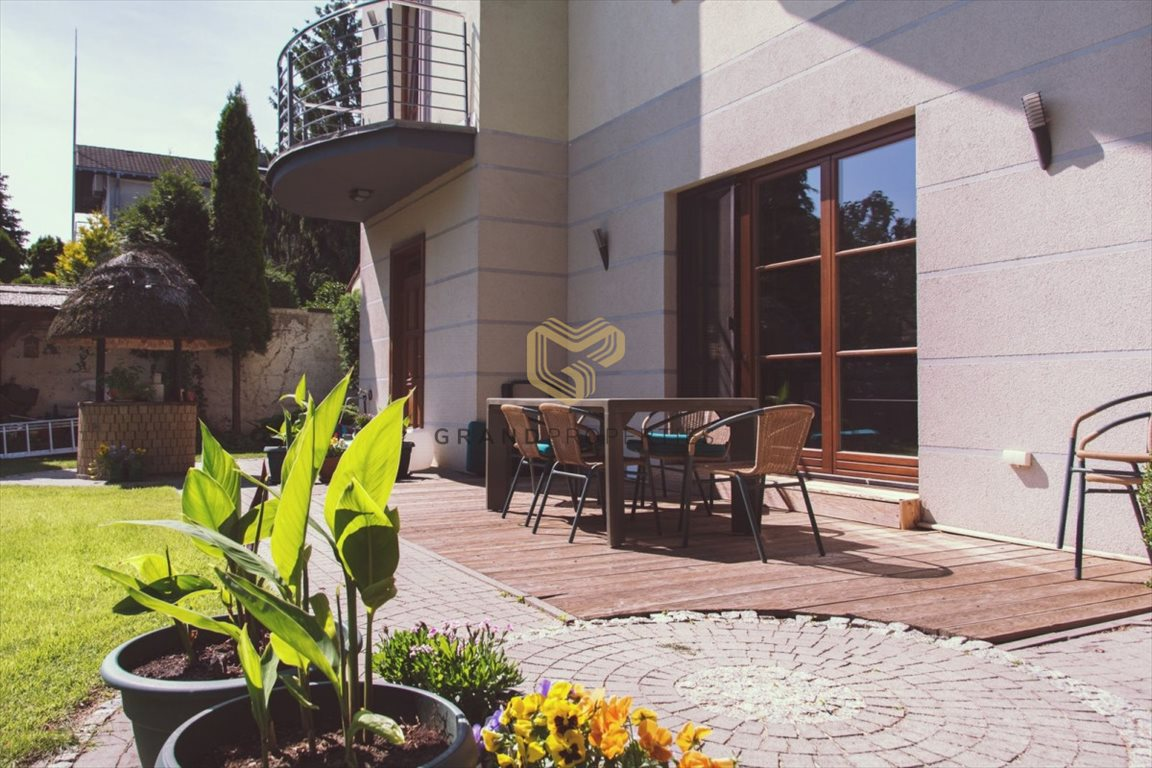 Dom na sprzedaż Warszawa, Wilanów Powsin  348m2 Foto 1