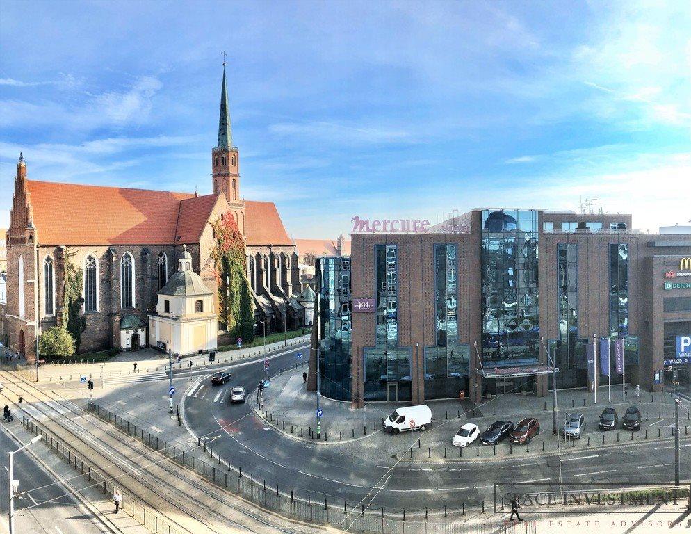 Mieszkanie dwupokojowe na wynajem Wrocław, Stare Miasto, Krawiecka  62m2 Foto 1