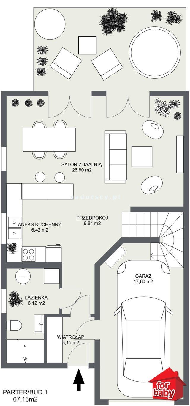 Dom na sprzedaż Liszki, Piekary, Piekary, Piekary  131m2 Foto 5