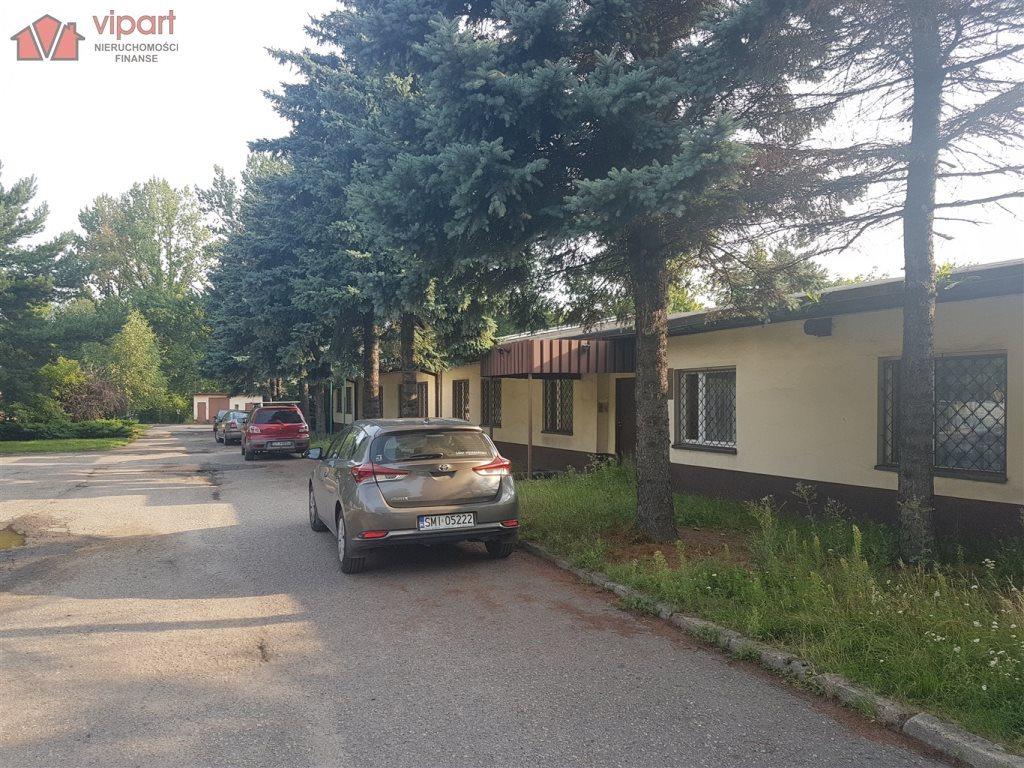 Lokal użytkowy na sprzedaż Sosnowiec, Niwka  499m2 Foto 1