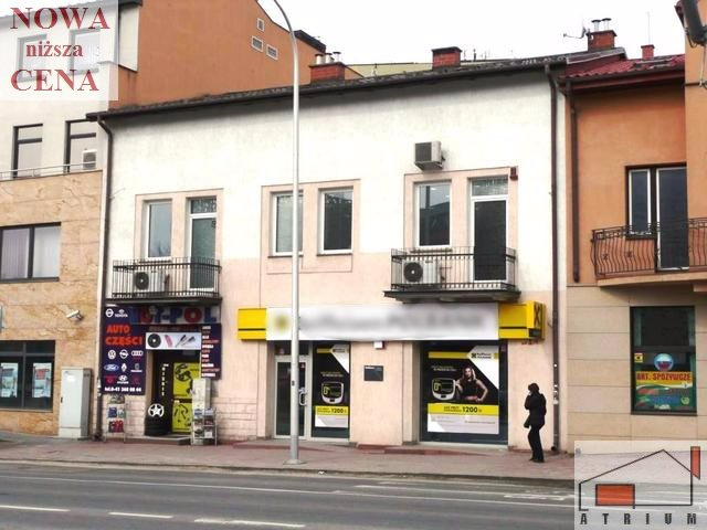 Lokal użytkowy na sprzedaż Kielce, Centrum, Warszawska  730m2 Foto 3