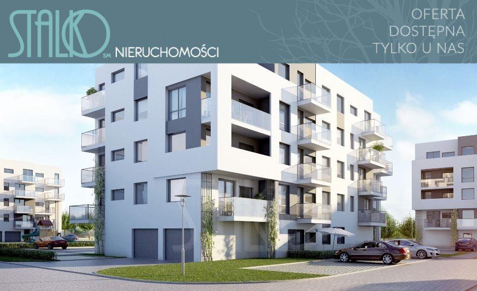 Mieszkanie trzypokojowe na sprzedaż Rumia, Biała Rzeka  57m2 Foto 3