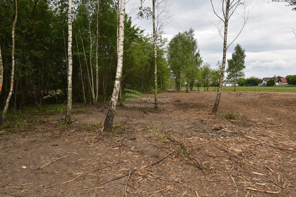 Działka budowlana na sprzedaż Częstochowa, Wyczerpy Górne, Sąsiedzka  830m2 Foto 4